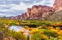 Durch den Westen Arizonas