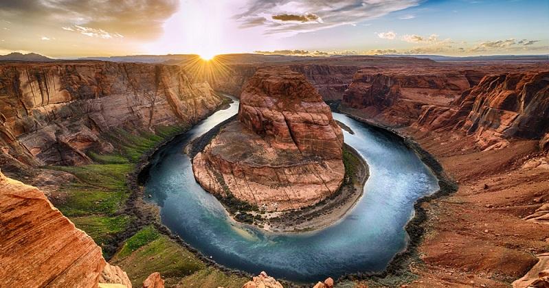 Nachdem ich den kompletten gestrigen Tag zum Entspannen am Lake Mead genutzt habe, geht es nun heute weiter in Richtung des beeindruckenden Canyons im Südwesten der USA. (#04)