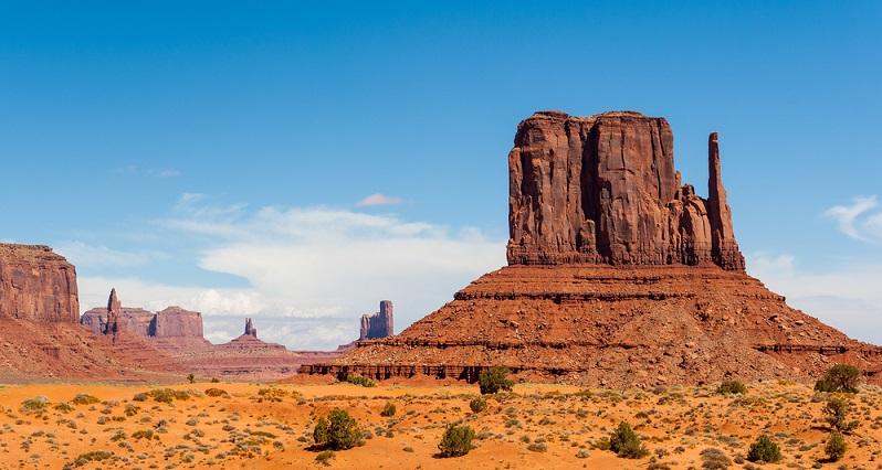Die Landschaft bestand nur noch aus rot und grau Tönen, Tiere und Pflanzen konnte ich hier nur selten sehen. (#03)