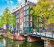 Motorhome Route: Niederländische Küste soweit das Auge reicht!