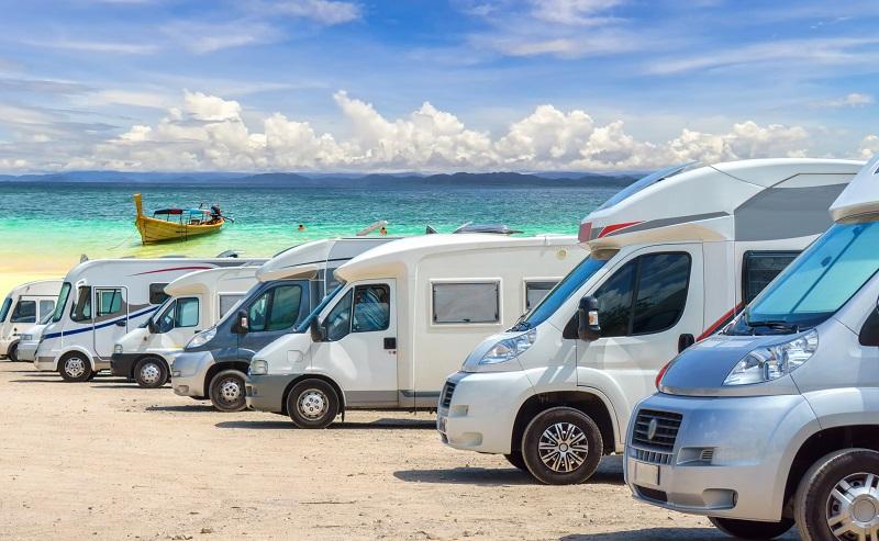 Campingurlaub auf einigen spanischen Campingplätzen kostet pro Übernachtung nur 15 Euro. (#01)