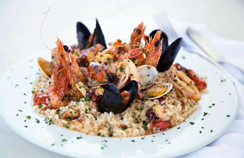 Auch beim Badeurlaub in Milano Marittima sollte man auf gutes Essen nicht verzichten - ganz im Gegenteil! (#01)
