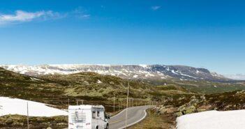 Mieten im Schnee: Motorhomes in der Auvergne