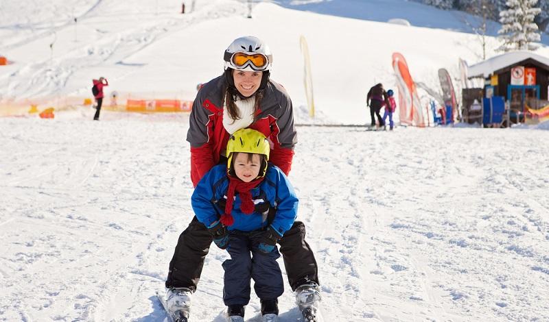 In der Auvergne finden Skifans Pisten unterschiedlichster Schwierigkeitsgrade. (#1)