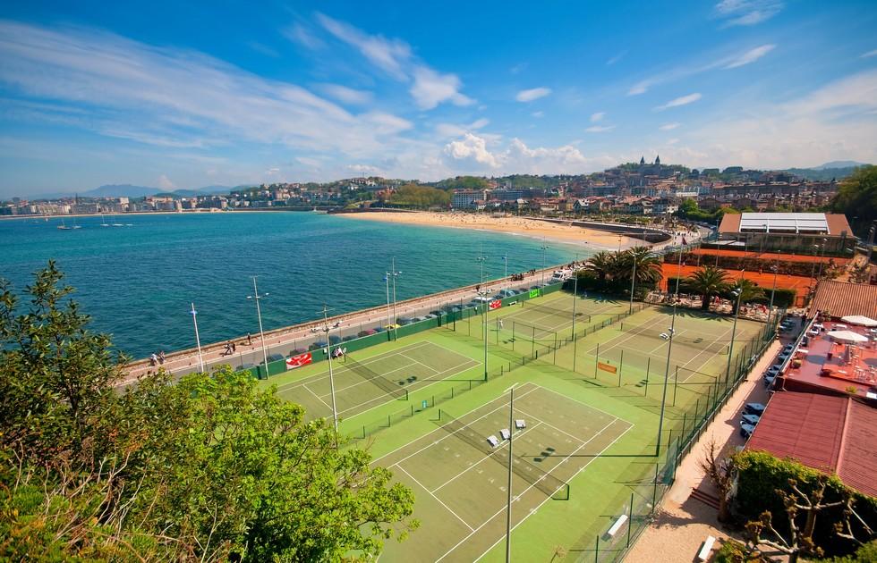 Tennis-Urlaub in Cervia: eine willkommene Abwechslung im Strandleben. (#02)