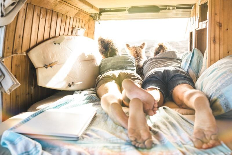 Urlaub mit dem Wohnmobil: Einfach entspannt und flexibel das tun, auf was man Lust hat. (#03)